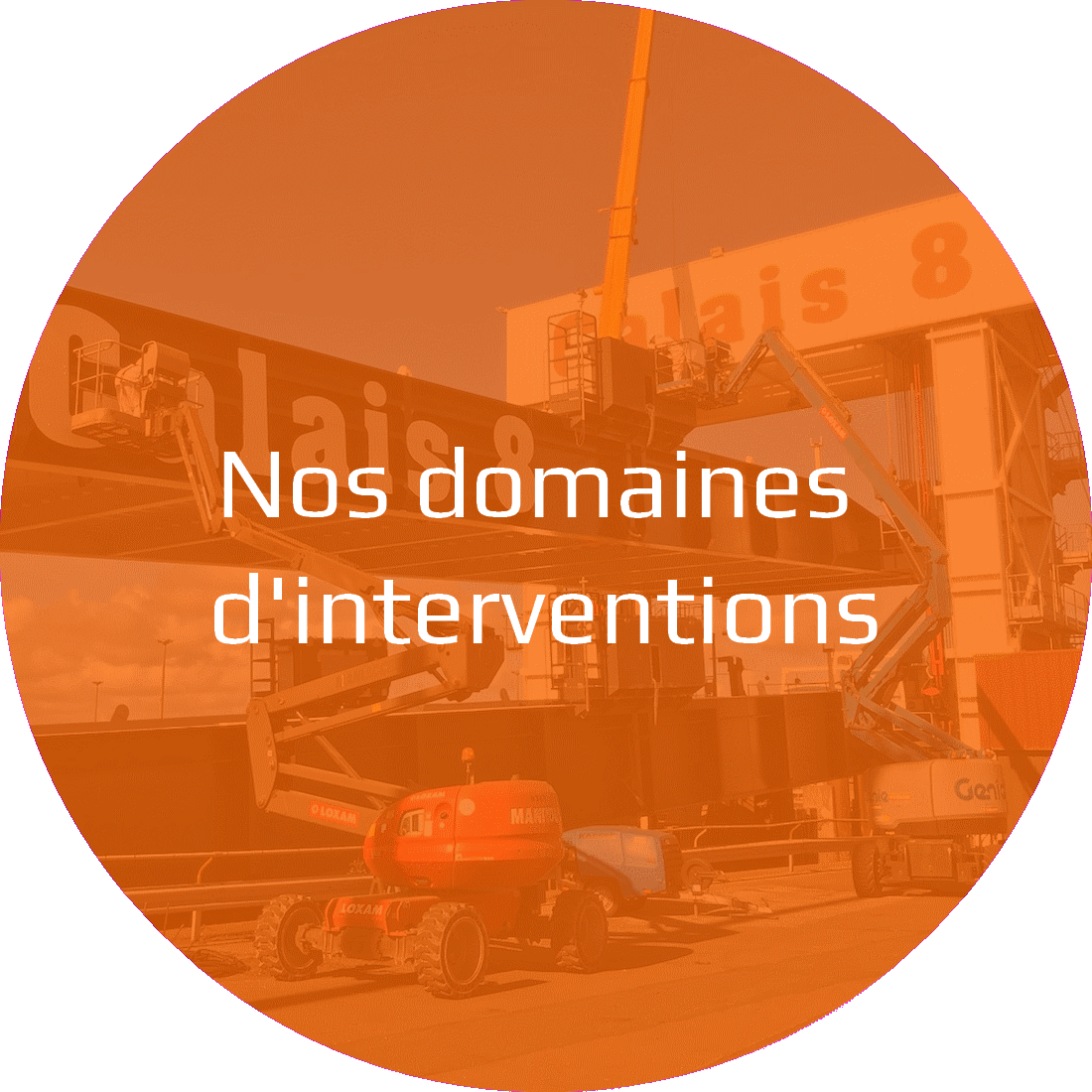 flip box orange nos domaines d'interventions